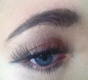 NAKED 2 palette eye look