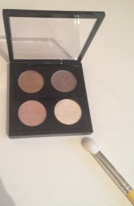 Mac Quad Nylon, Woodwinked, Satin Taupe, All That Glitters