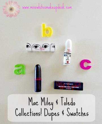 Mac Toledo Oxblood Viva Glam Miley