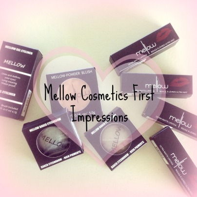 Mellow Cosmetics Review