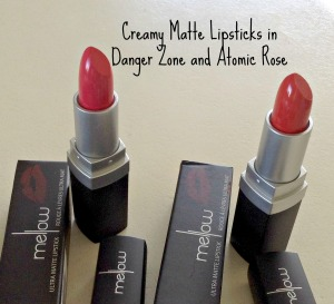 Mellow Danger Zone Atomic Rose