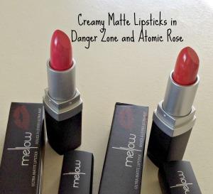 Mellow Danger Zone Atomic Rose