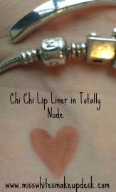 Chi Chi Totally Nude swatch