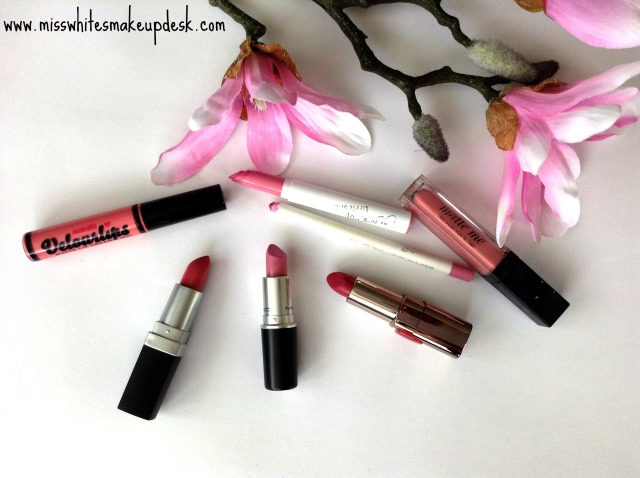 Mac cosmetics snob sleek matte me petal colourpop pony velourlips swatches review