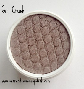 Colourpop review girl crush swatch