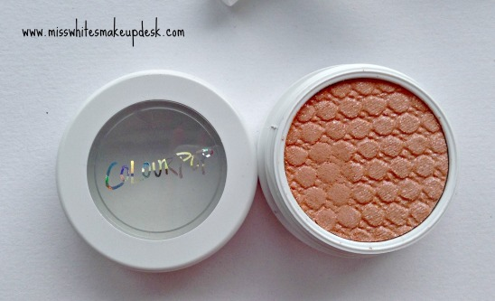 Colourpop Tea Party Review