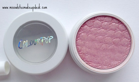 Colourpop Eye Candy review