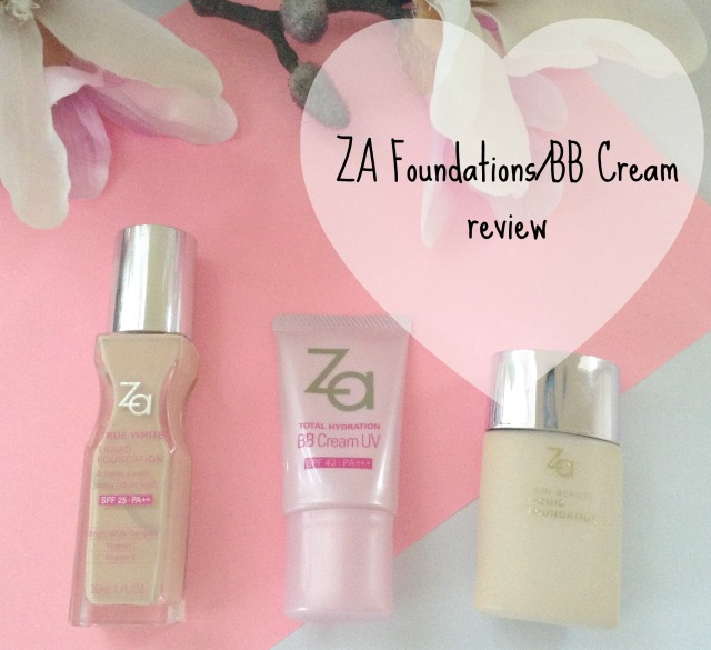 ZA Cosmetics Foundation