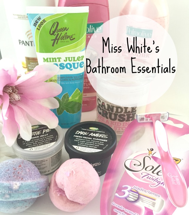 Bath bathroom essentials must have