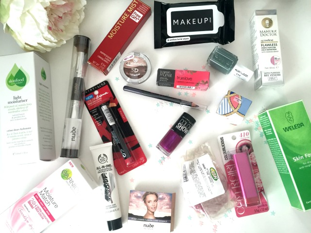 MUO Makeup Obsessives beauty Box unboxing full size