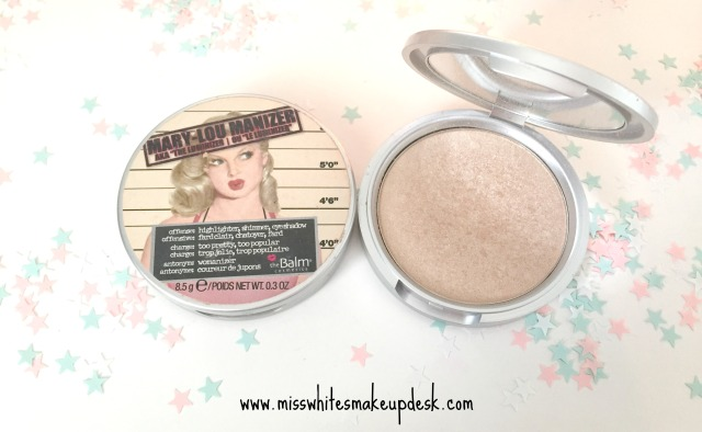 TheBalm Mary Loumanizer highlighter