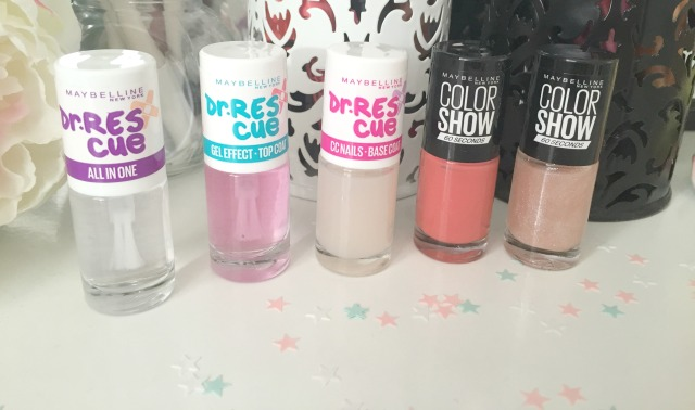 Maybelline New York Dr. rescue Nail Polish