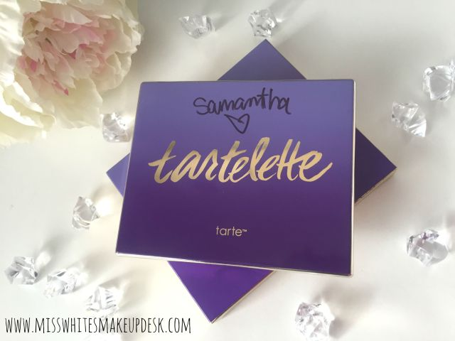Samantha Batalash signature Tartelette palette