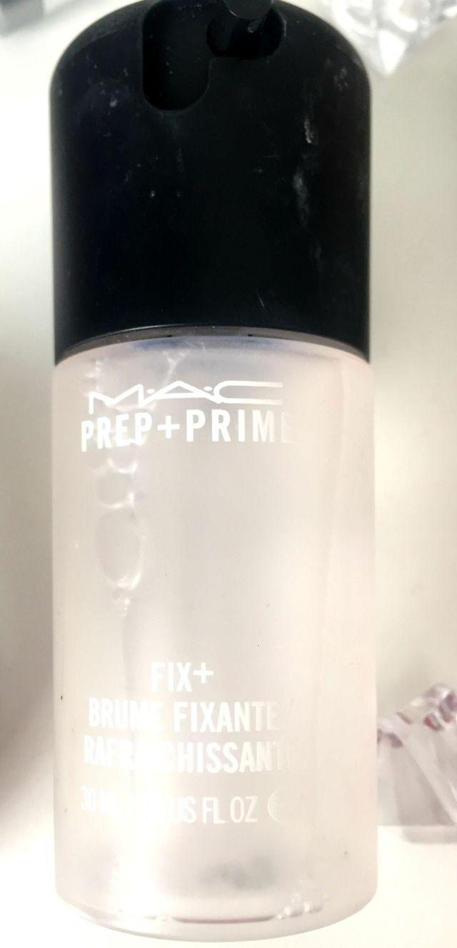 Mac Prep + prime Fix +