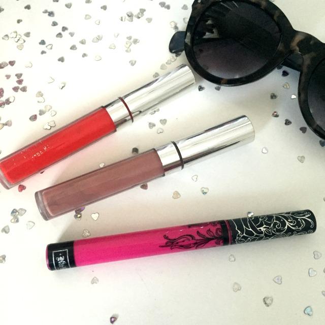 Liquid Lipstick Kat Von D Backstage Bambi Colourpop Ultra Matte Trap Succulent