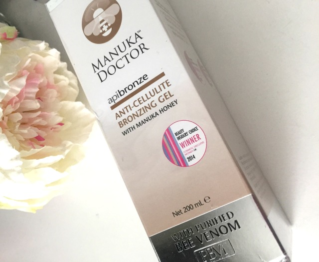 Manuka Doctor Anti-Cellulite Bronzing Gel Shaaanxo