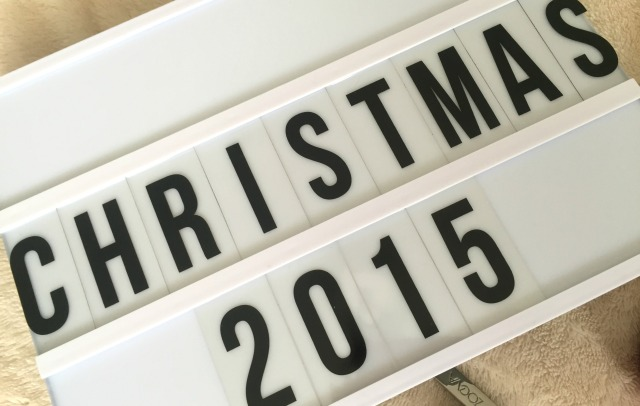 Kmart Light Box Haul Christmas 2015