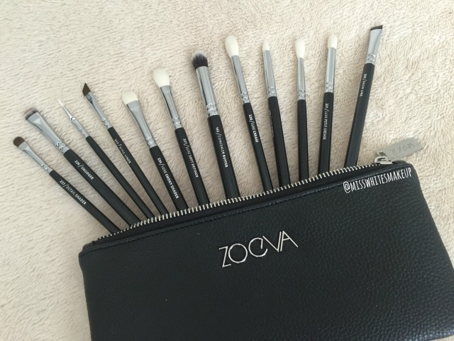 Zoeva Complete Eye Brush Set
