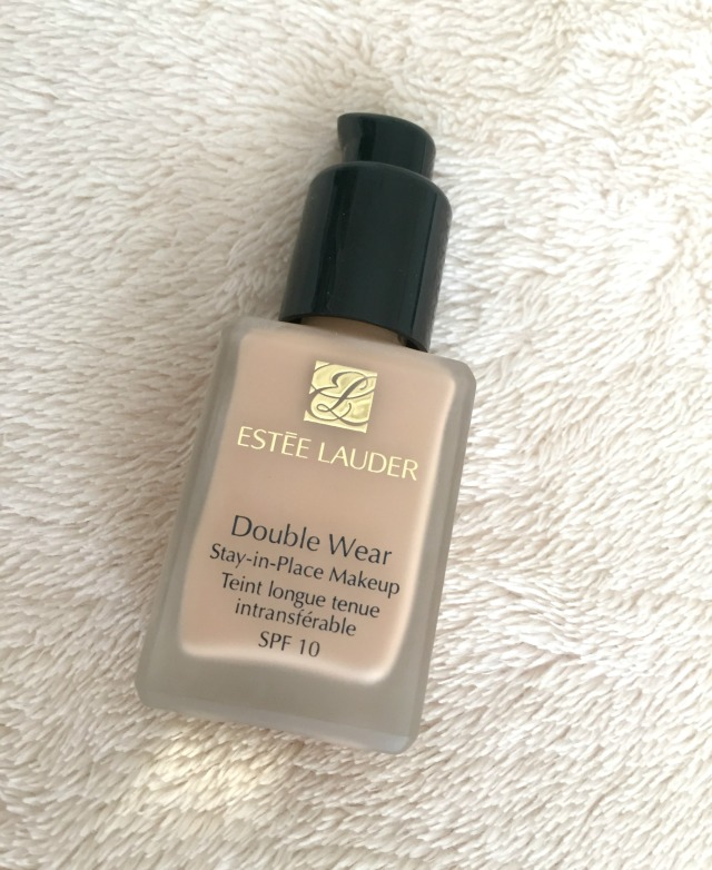 Estee Lauder Double Wear Foundation Bone