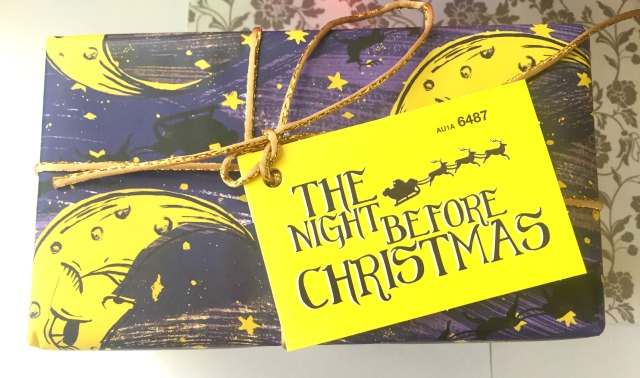 Lush Christmas Collection 2015 Nightmare Before Christmas
