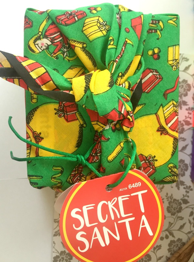 Lush Christmas Collection 2015 Secret Santa