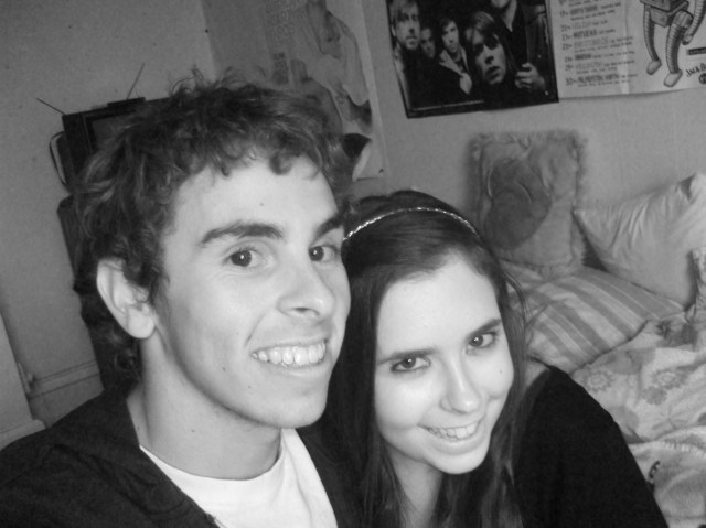 Cute couple how I met my Fiance on Facebook